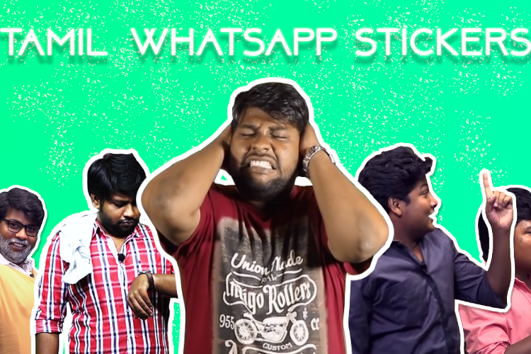 Tamil Stickers for WhatsApp